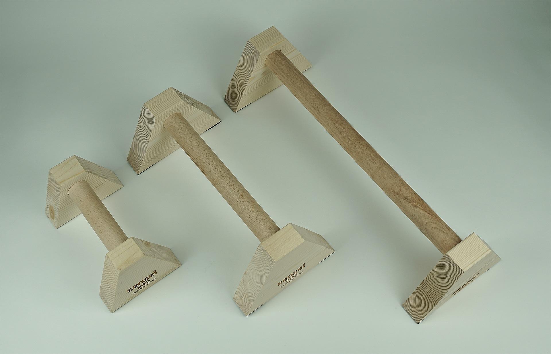 Paraletki Sensei - MINI 25 cm, MIDI 40 cm, MAXI 60 cm