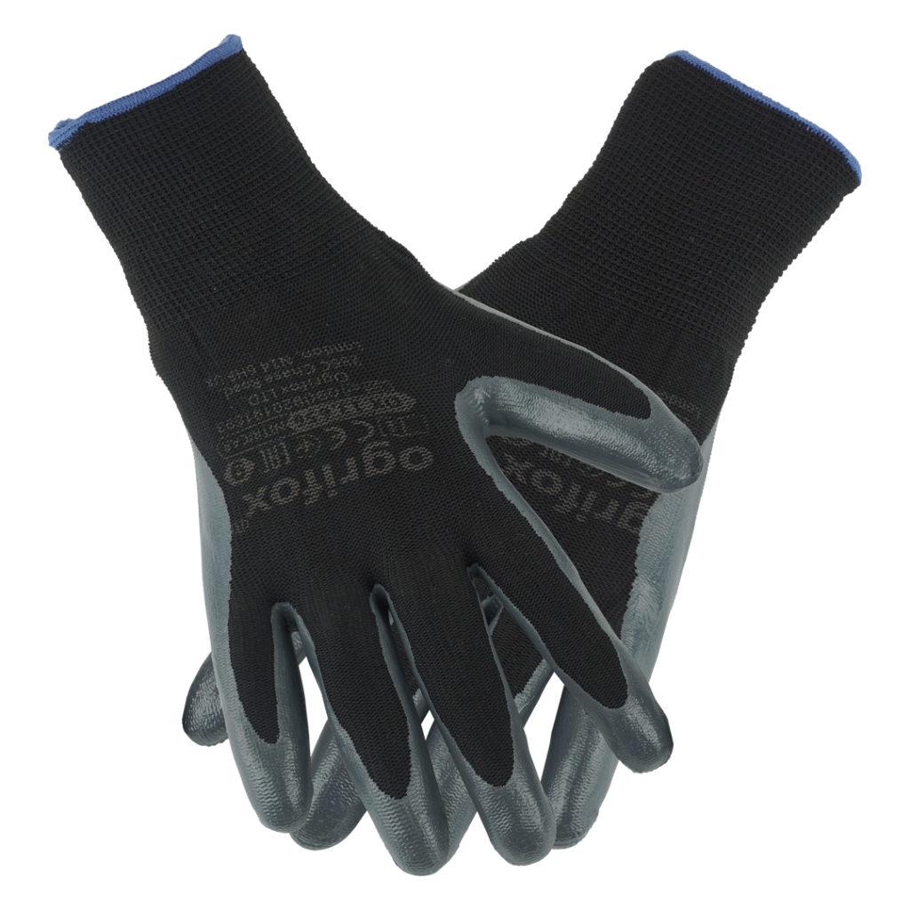 Rękawice do magnesu neodymowego