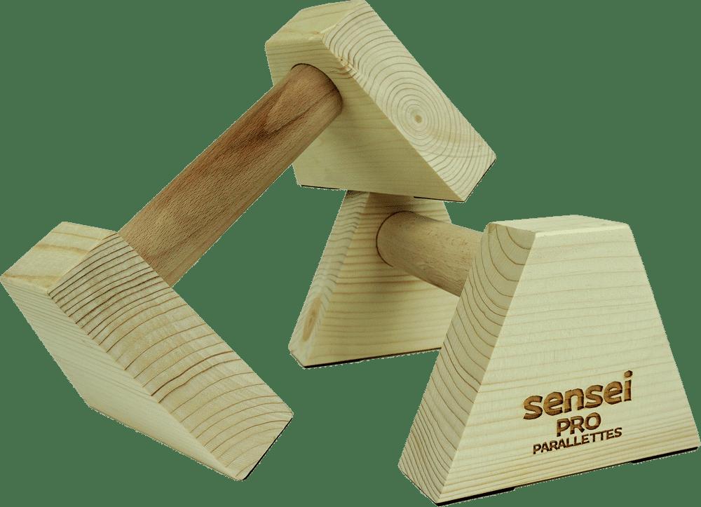 Paraletki do ćwiczeń Sensei MINI 25 cm [1]