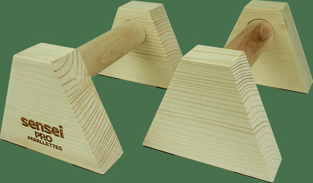 Paraletki do ćwiczeń Sensei MINI 25 cm [2]