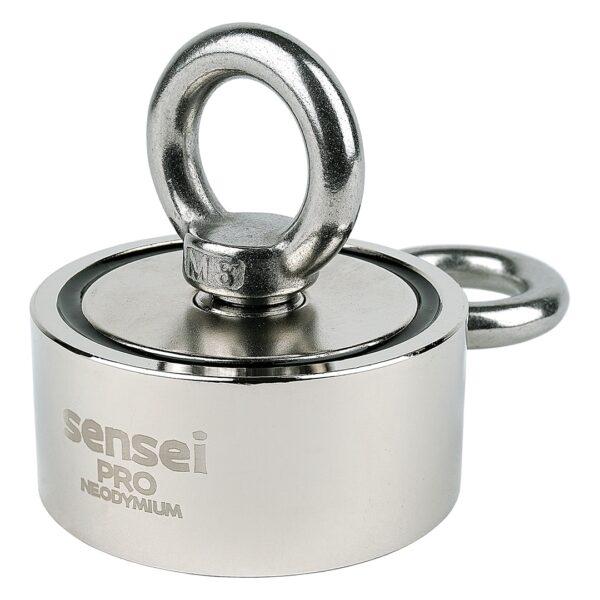Magnes neodymowy Sensei 2×150 kg [1]