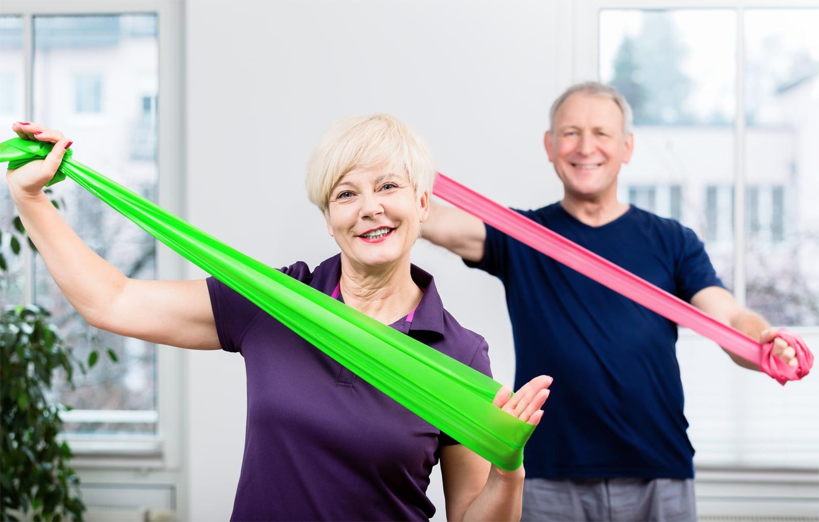Gumy do jogi, rehabilitacji Sensei - ćwiczenia [5]