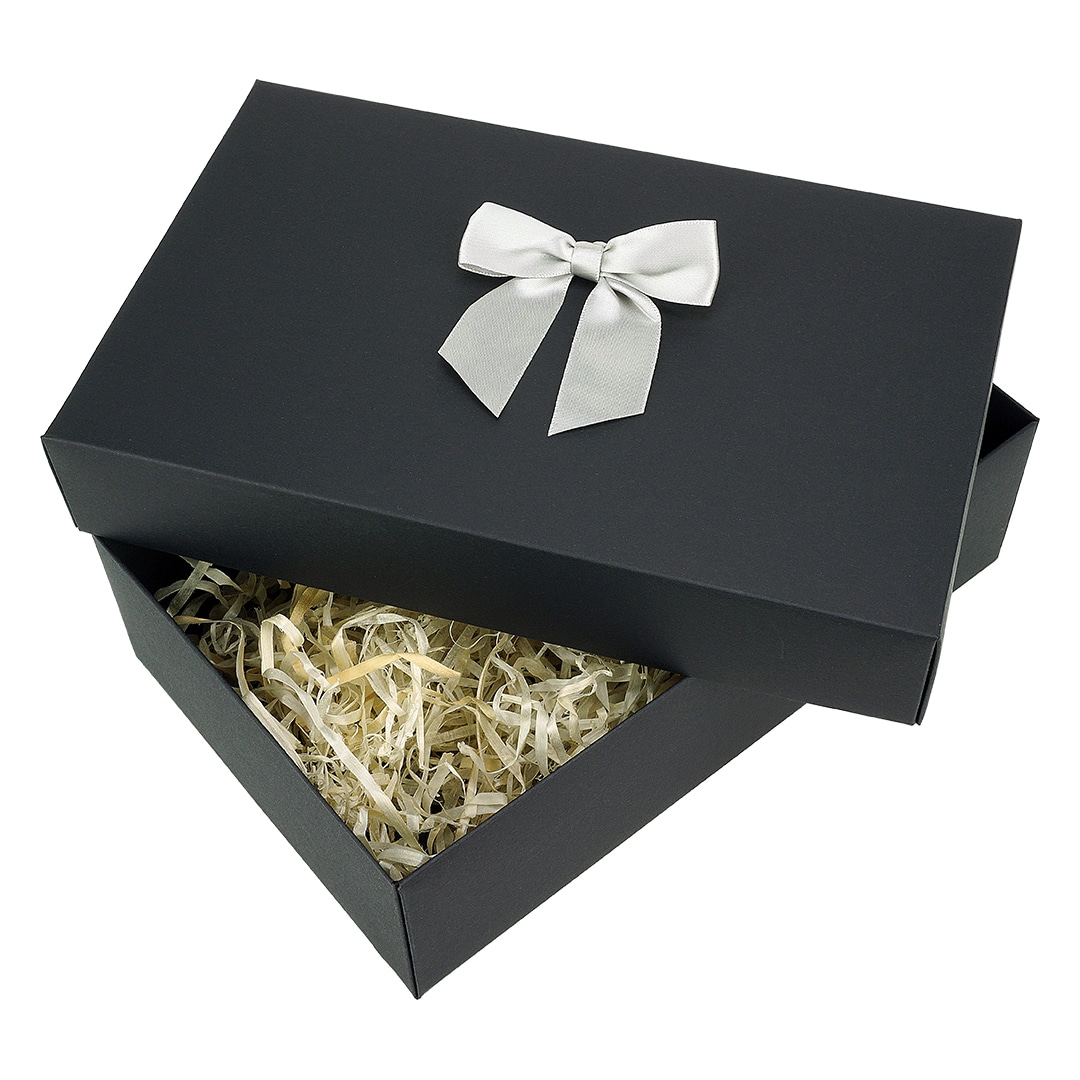 Pudełko prezentowe Elegant czarne