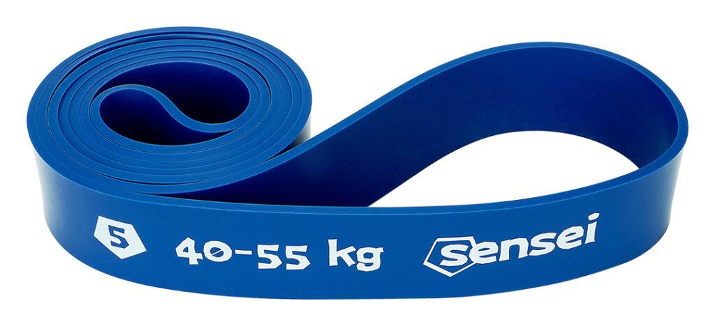 Guma oporowa do ćwiczen 40-55 kg, 45 mm [2]