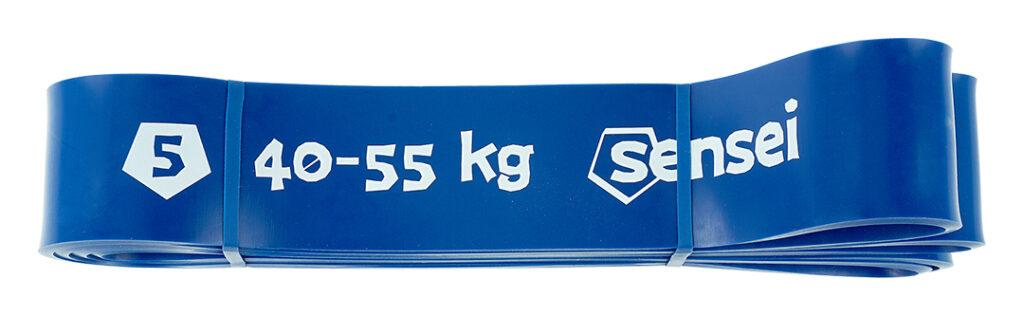 Guma oporowa do ćwiczen 40-55 kg, 45 mm [3]